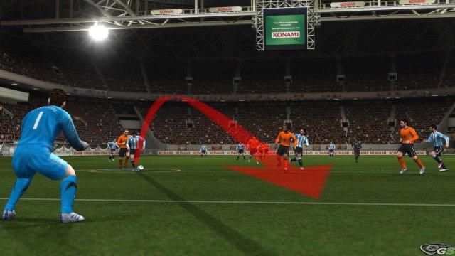 Pro Evolution Soccer 2011 immagine 32193