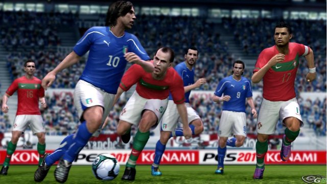 Pro Evolution Soccer 2011 - Immagine 29372