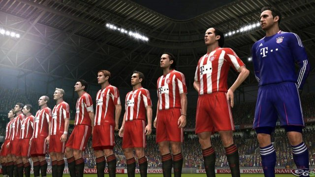 Pro Evolution Soccer 2011 immagine 31758