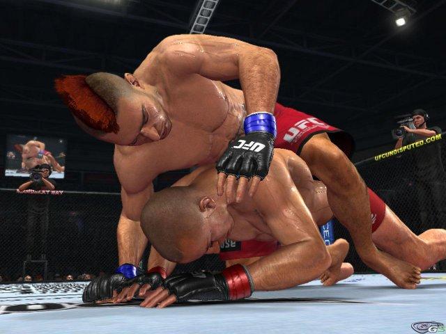 UFC 2010 Undisputed - Immagine 25546