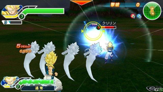 Dragon Ball Z: Tenkaichi Tag Team immagine 32954