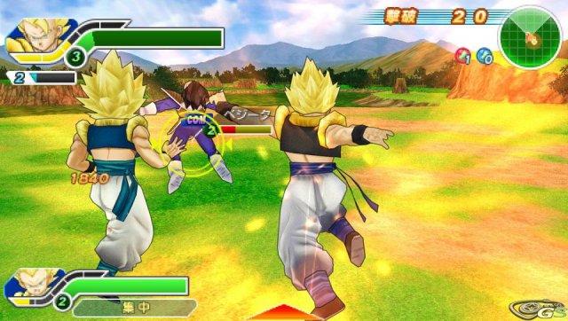 Dragon Ball Z: Tenkaichi Tag Team immagine 32955