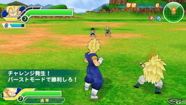 Dragon Ball Z: Tenkaichi Tag Team immagine 32956