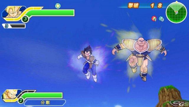 Dragon Ball Z: Tenkaichi Tag Team immagine 32957
