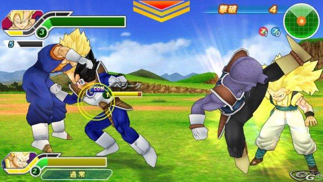 Dragon Ball Z: Tenkaichi Tag Team immagine 32958