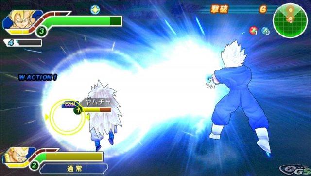 Dragon Ball Z: Tenkaichi Tag Team immagine 32960