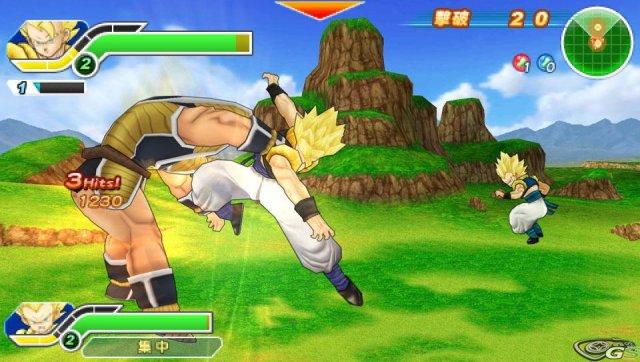 Dragon Ball Z: Tenkaichi Tag Team immagine 32961