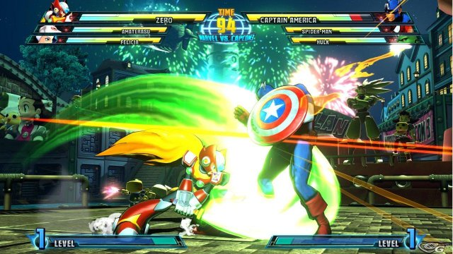 Marvel Vs Capcom 3 - Immagine 34281