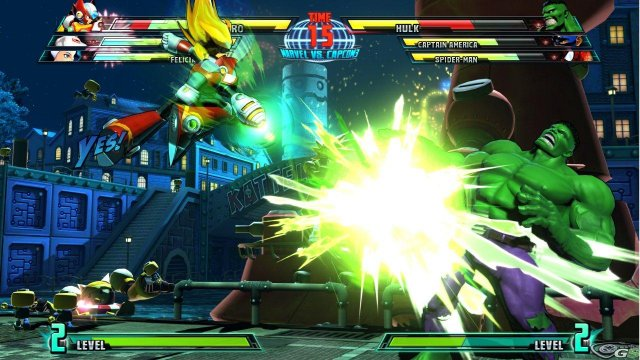 Marvel Vs Capcom 3 - Immagine 34285
