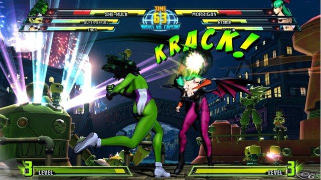 Marvel Vs Capcom 3 - Immagine 34291