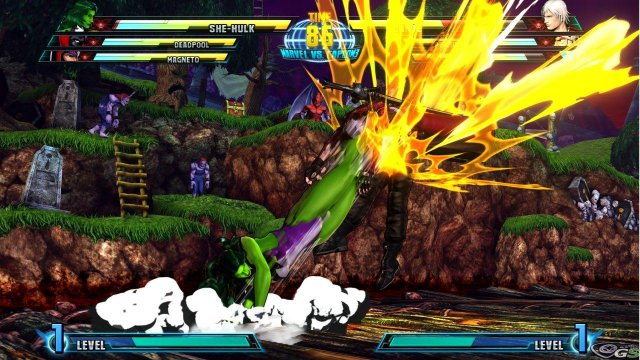 Marvel Vs Capcom 3 - Immagine 34293
