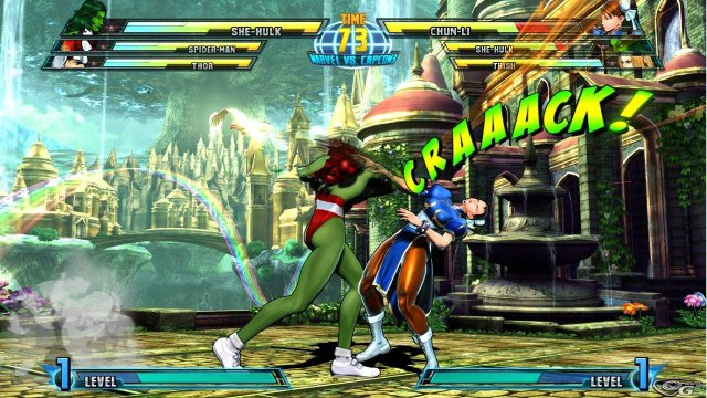 Marvel Vs Capcom 3 - Immagine 34297