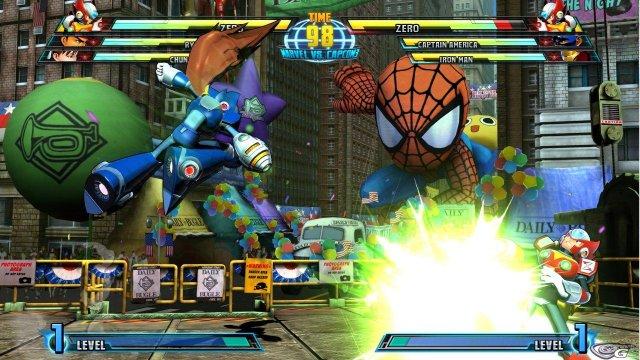 Marvel Vs Capcom 3 - Immagine 34305