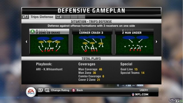 Madden NFL 11 immagine 26491