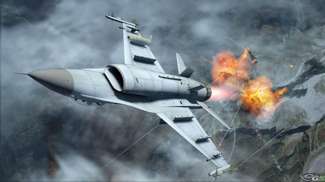 Tom Clancy's H.A.W.X. 2 - Immagine 27921