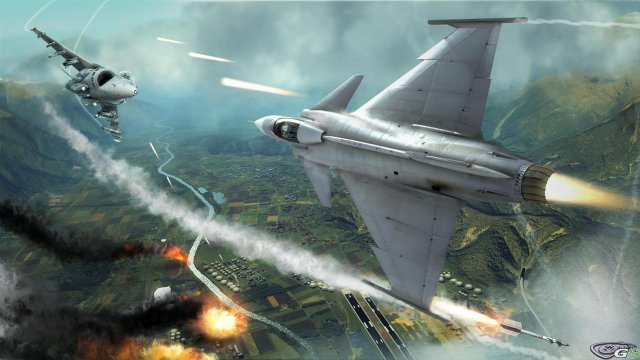 Tom Clancy's H.A.W.X. 2 - Immagine 29778