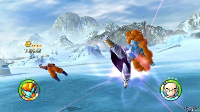 Dragon Ball Raging Blast 2 - Immagine 31591
