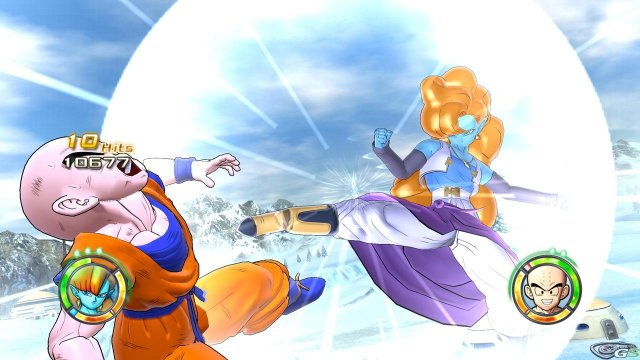 Dragon Ball Raging Blast 2 - Immagine 31599