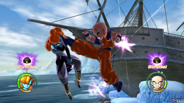 Dragon Ball Raging Blast 2 - Immagine 31601