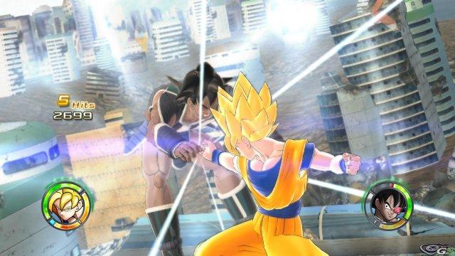 Dragon Ball Raging Blast 2 - Immagine 31605
