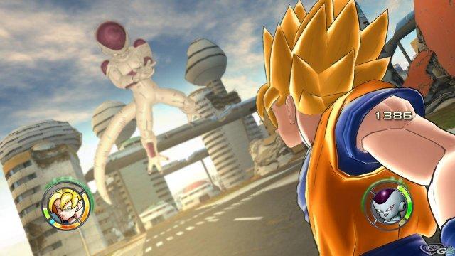 Dragon Ball Raging Blast 2 - Immagine 31609