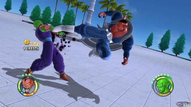 Dragon Ball Raging Blast 2 - Immagine 28691