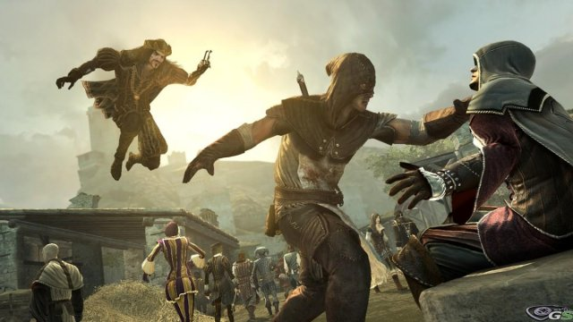 Assassin's Creed: Brotherhood immagine 31332