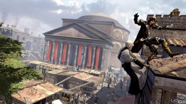 Assassin's Creed: Brotherhood immagine 31335