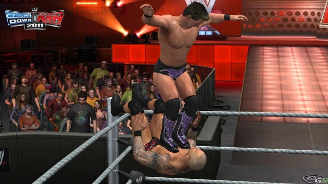 WWE SmackDown vs. Raw 2011 immagine 27640