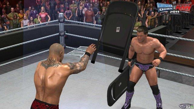 WWE SmackDown vs. Raw 2011 immagine 27654