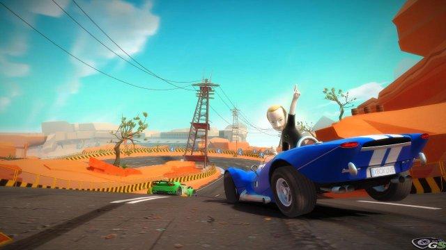 Kinect Joy Ride immagine 27968