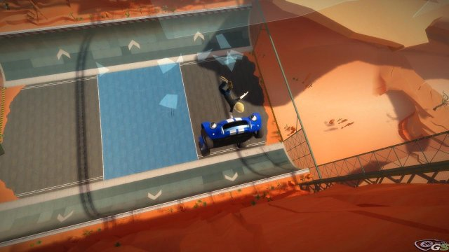 Kinect Joy Ride immagine 27982