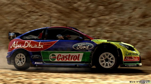 WRC 2010 immagine 29248