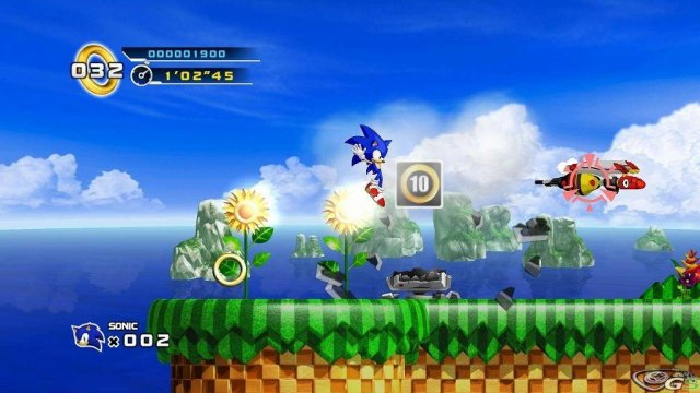 Sonic 4 episode 1 immagine 28858