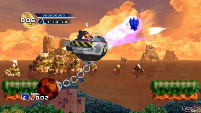 Sonic 4 episode 1 immagine 28861