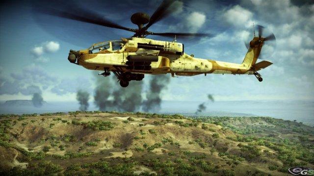 Apache: Air Assault immagine 29449