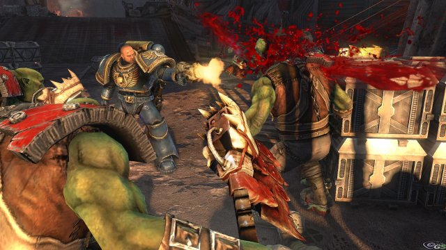 Warhammer 40,000: Space Marine - Immagine 30964