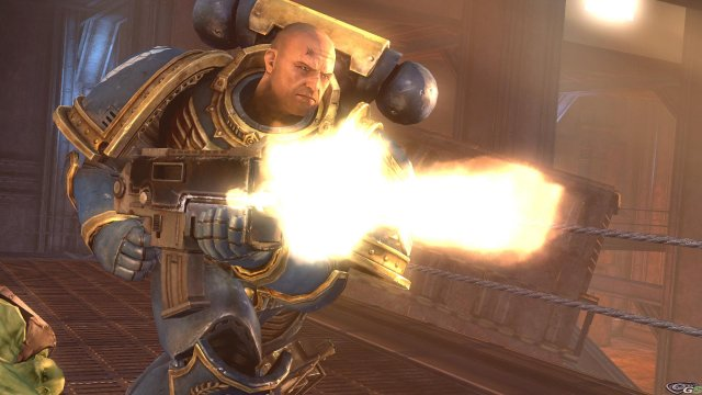Warhammer 40,000: Space Marine - Immagine 30967