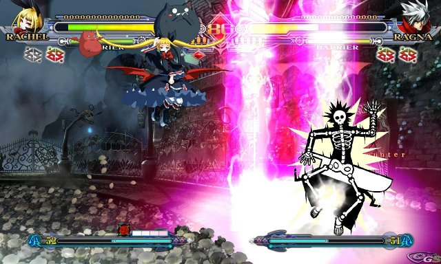 BlazBlue Continuum Shift immagine 30423