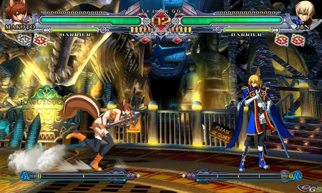 BlazBlue Continuum Shift immagine 30425