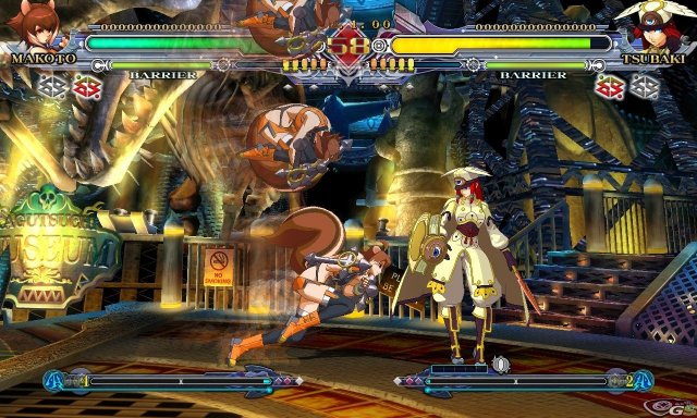 BlazBlue Continuum Shift immagine 30431