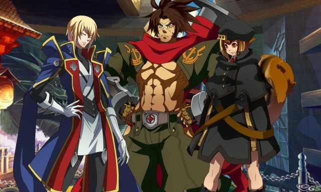 BlazBlue Continuum Shift immagine 30435