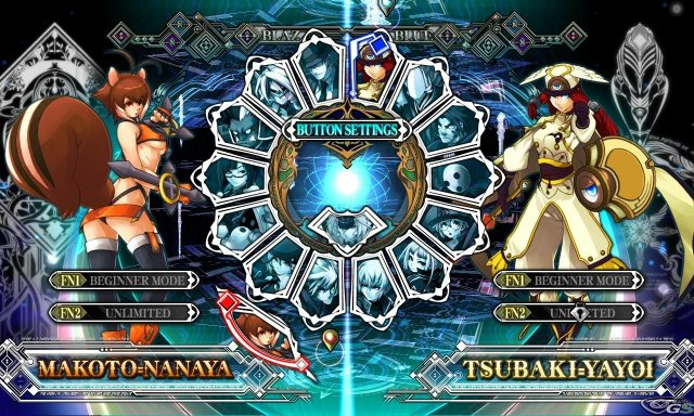 BlazBlue Continuum Shift immagine 30437