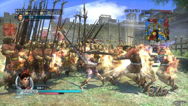 Dynasty Warriors Online - Immagine 30824