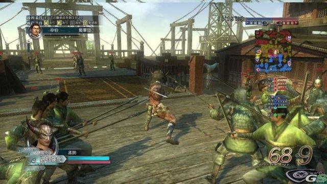 Dynasty Warriors Online - Immagine 30849