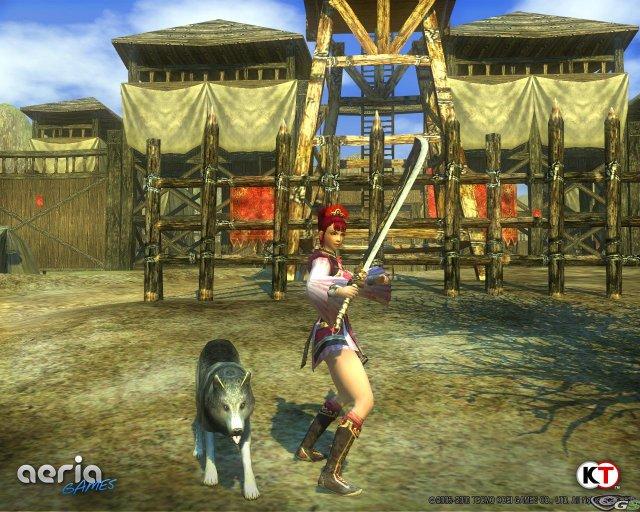 Dynasty Warriors Online immagine 33143
