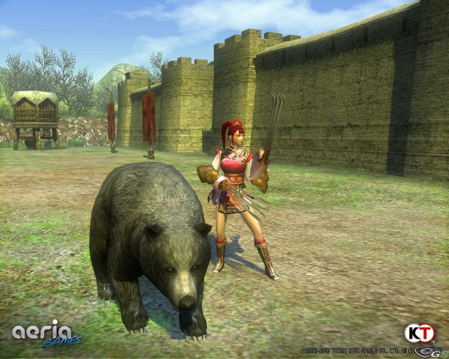 Dynasty Warriors Online immagine 33145