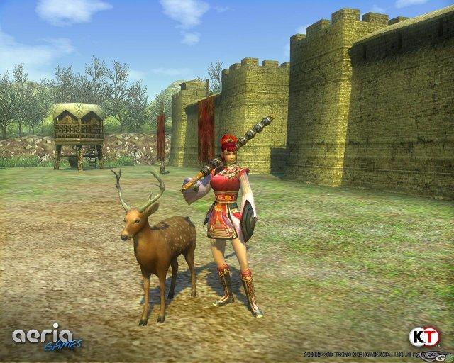 Dynasty Warriors Online immagine 33147