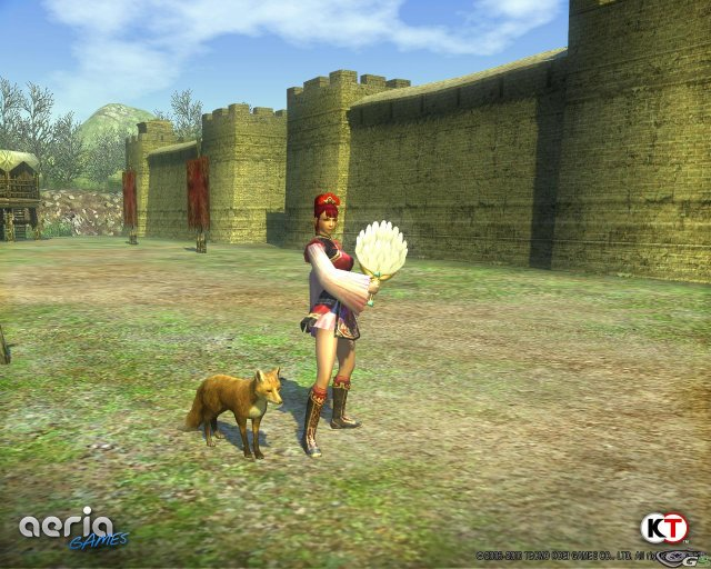 Dynasty Warriors Online immagine 33150