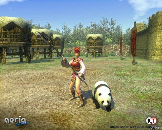 Dynasty Warriors Online immagine 33151